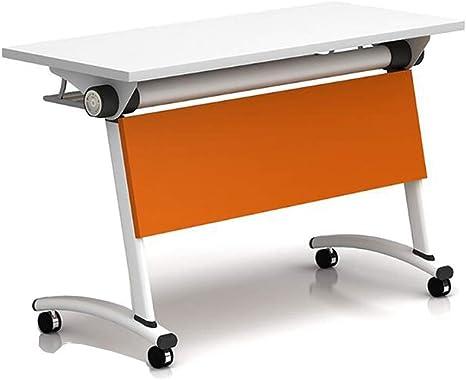 Tavoli Pieghevoli Con Ruote.B Cd Tavoli Pieghevoli Per La Casa Flip Top Desktop Scrivania