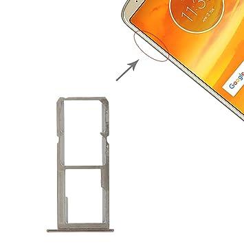 YANSHANG Repuestos para Smartphone Bandeja de Tarjeta SIM ...