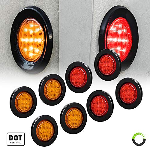Round Reflector Led Lights in US - 1