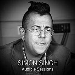 FREE: Audible Sessions with Simon Singh