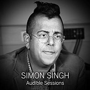 FREE: Audible Sessions with Simon Singh Speech