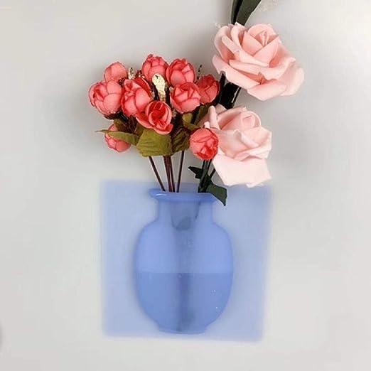 Dtcat decoración de la Pared, Etiqueta engomada del florero de ...