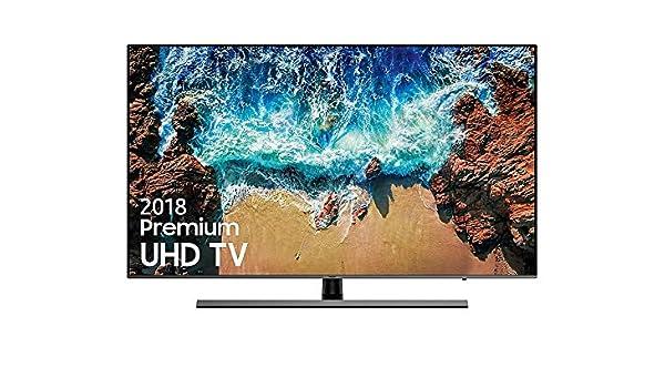 Samsung UE de 49nu8000 LED de televisor, Color Negro: Amazon.es ...