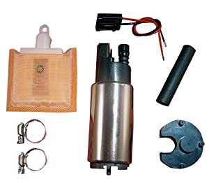 Fuel Pump Electric Honda Accord OEM Aftermarket Replacement With Installing  Kit Fits 1994 1995 1996 1997 1998 1999 2000 2001 2002 2003 2004 2005 2006  2007