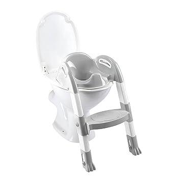térmica Baby 2172587 All Baños de Kiddy disfrazados de entrenamiento, color blanco/gris: Amazon.es: Bebé