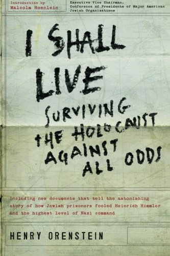 surviving against all odds essay I shall live: surviving against all odds, 1939-1945 by henry orenstein (1987-09-02) if you are searching for a book i shall live: surviving against all odds, 1939-1945 by henry orenstein  commute, a short stories collection for your school essay or a handbook for your next project it is extremely likely that you currently possess at least one device with a working internet connection, which.