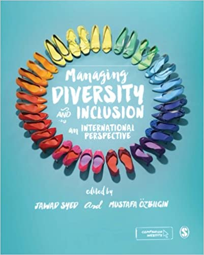 Managing diversity and inclusion an international perspective managing diversity and inclusion an international perspective 1st edition fandeluxe Choice Image