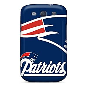 New Tpu Hard Case Premium Galaxy S3 Skin Case Cover(new England Patriots)