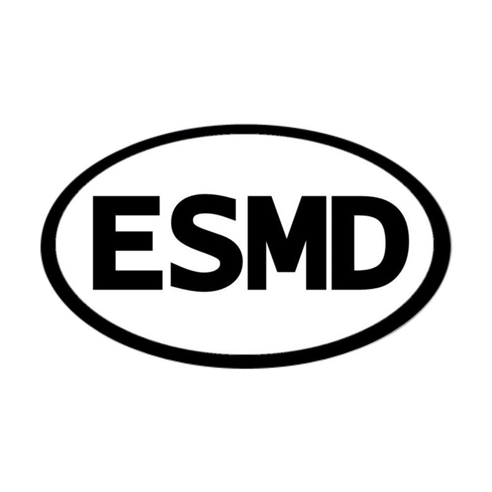 【人気急上昇】 CafePress – 楕円形EsmD – Eastern B00QH64BFQ Shoreメリーランド州のステッカー - – オーバルバンパーステッカー、ユーロオーバル車デカール Small - 3x5 ホワイト 00166654283C784 Small - 3x5 ホワイト B00QH64BFQ, ヤサトマチ:0248a28c --- mvd.ee