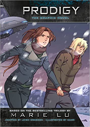 Amazon.com: Prodigy: The Graphic Novel (Legend) (9780399171901): Lu, Marie:  Books