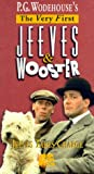 P.G. Wodehouse's The Very First Jeeves & Wooster: Jeeves Takes Charge [VHS]