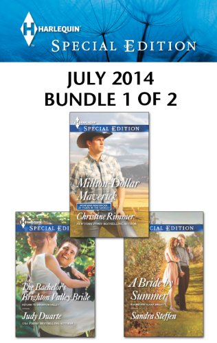 book cover of Harlequin Special Edition July 2014 - Bundle 1 of 2