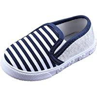 RVROVIC Kids Boys Girls Light Weight Slip-On Loafers Toddler Casual Walking Sneakers Size 6.5 -Size 9 Toddler