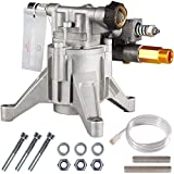YAMATIC Max 3000 PSI 2.4 GPM Pressure Washer Pump