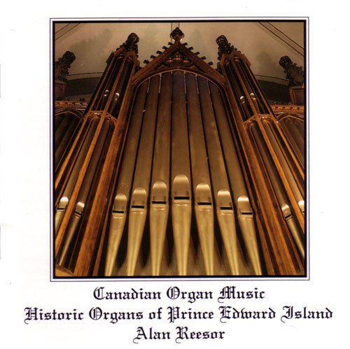 Canadian Organ Music