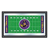 NCAA East Carolina University Framed Logo Mirror