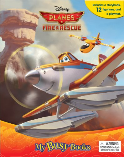 Disney Planes Fire & Rescue My Busy Book