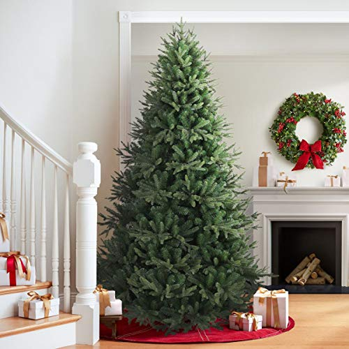 - Balsam Hill Saratoga Spruce Artificial Christmas Tree, 7 Feet, Unlit
