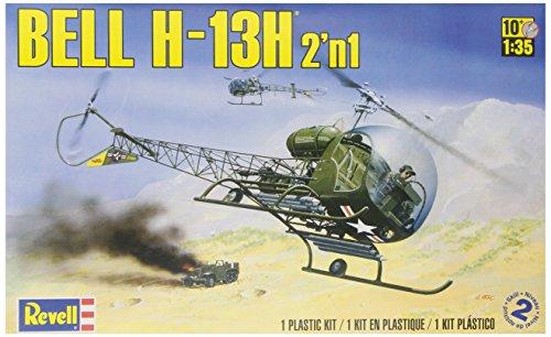 Revell 1:35 Bell H-13H 2-In-1