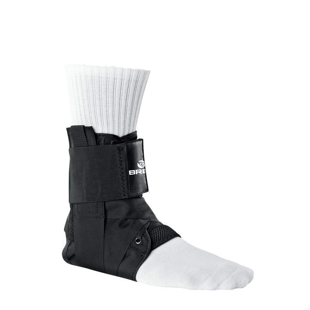 Breg LaceUp Ankle Brace w/Stays (Large)