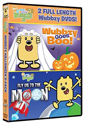 Wubbzy: Halloween 2 Pk Dvd