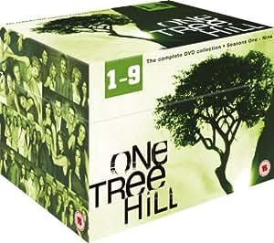 One Tree Hill: The Complete Seasons 1-9 (5 Dvd) [Edizione: Regno Unito] [Reino Unido]