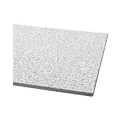 "Acoustical Ceiling Tile 48""X24"" Thickness 5/8"", PK12 from ARMSTRONG"