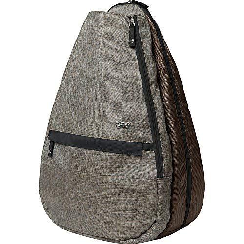 Glove It Women's Tennis Backpack Tennis Gear Bags for Women - Ladies Tennis Racket Backpacks - Tennis Bag for Tennis Balls, Racquet, Water Bottle, Clothing - 2018 Mixed Metal