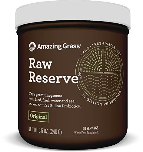 Raw Reserve Green - 1