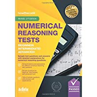 NUMERICAL REASONING TESTS: Beginner, Intermediate, and Advanced: Sample test questions and answers with detailed explanations for Beginner, Intermediate and Advanced numerical reasoning questions.
