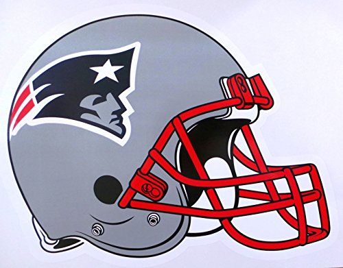 FATHEAD New England Patriots Team Helmet Logo Official NFL Vinyl Wall Graphic 14