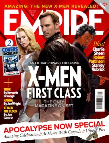 Empire Magazine - May 2011 - X-Men: First Class, Hanna, Attack The Block, Thor, Apocalypse Now, Kubrick Pt. 2 (Issue 263)