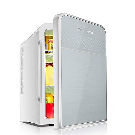 Mini refrigerador Nevera silenciosa 22L y Calentador 12V / 220V ...