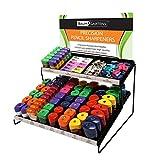 Baumgartens Retail Display Kit #2 Pencil Sharpener Assorted Colors (15509)