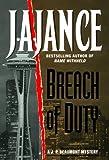 Breach of Duty, J. A. Jance, 0380974061