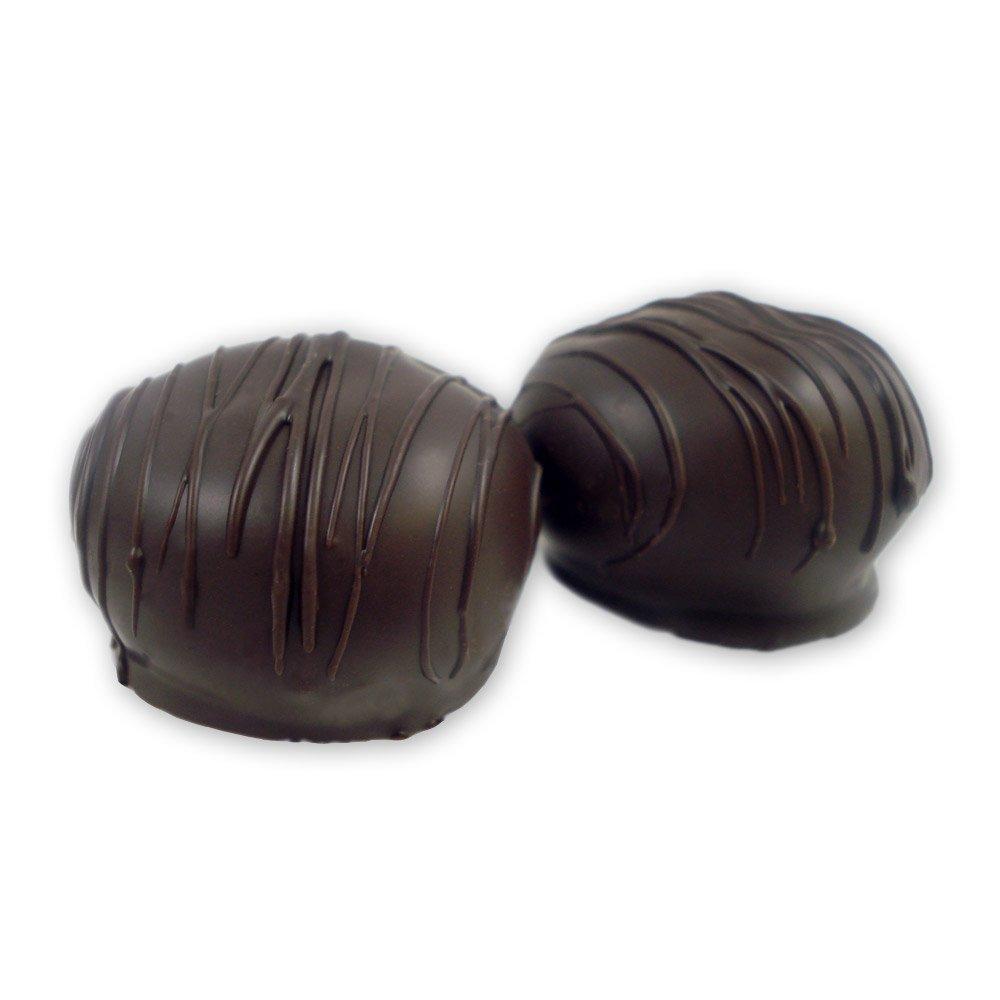 """""""Ephemere"""" Dark Chocolate Truffles - 25 Piece Bulk Box - by Dilettante"""