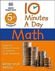 10 Minutes a Day Math, 5th Grade