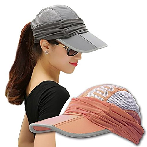 KEIMI(ケイミ) ゴルフ帽子 日焼帽子 UVカット スポーツキャップ 紫外線 防止  フェイスカバー キャップ