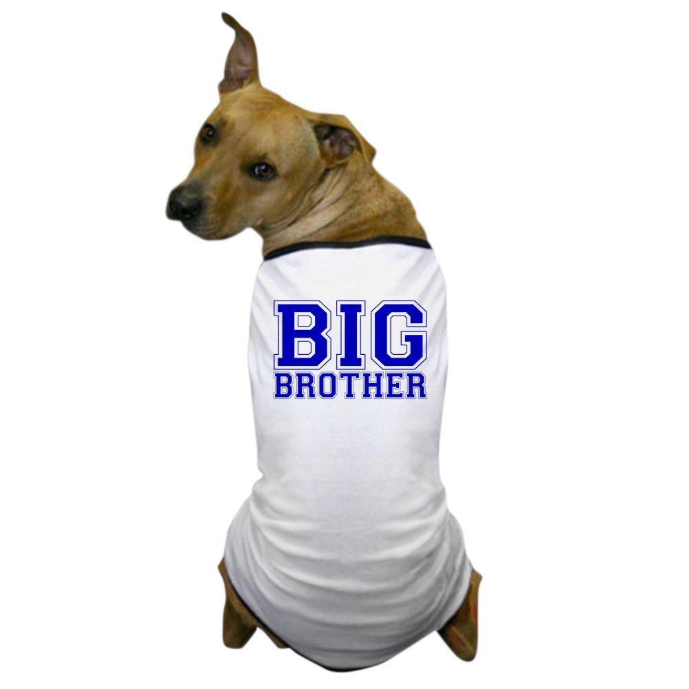CafePress - Big Brother Varsity - Dog T-Shirt, Pet Clothing, Funny Dog Costume