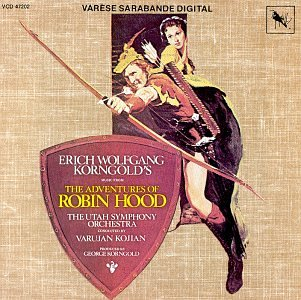 Music From The Adventures Of Robin Hood