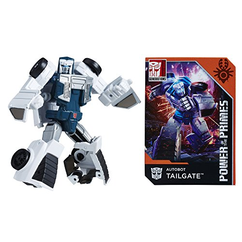Legends Optimus Prime - Transformers: Generations Power of the Primes Legends Class Autobot Tailgate