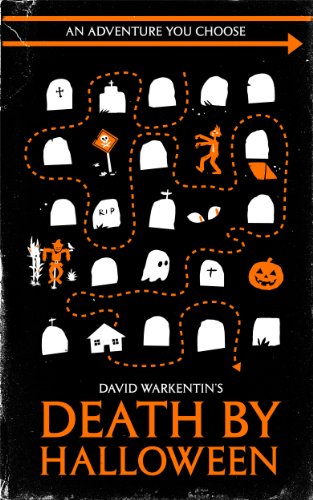 Death by Halloween (Adventures You Choose Book 1)]()