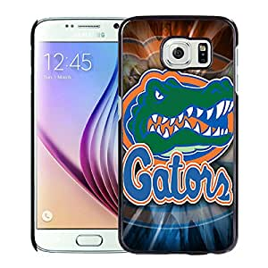 Florida Gators (2) Black Case with Newest and Unique Look for Popular Samsung Galaxy S6