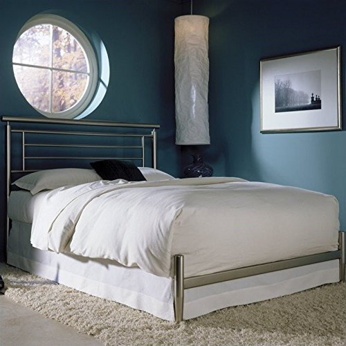 Fashion Bed Group Chatham Contemporary Metal Bed - Full