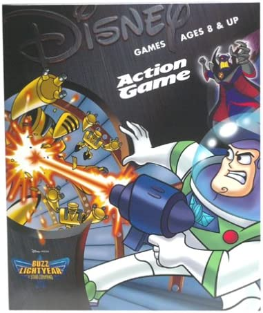 Amazoncom Disneys Buzz Lightyear Action Game Pc Video Games