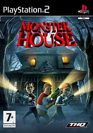 THQ Monster House, PS2 - Juego (PS2): Amazon.es: Videojuegos