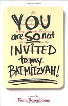 \\FB2\\ You Are SO Not Invited To My Bat Mitzvah!. Sigueme Steve testing planning puntos