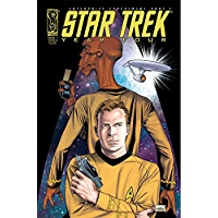 Star Trek: Year Four - The Enterprise Experiment #1 (Star Trek: Year Four: The Enterprise Experiment) (English Edition)