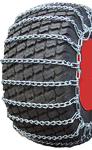 TireChain.com 7129 Heavy Duty, 2-link Lawn and Garden Tire Chains, Priced per pair. 13 X 5 X 6, 15 X 5.00 X 6, 15x5x6 by TireChain.com (Image #4)