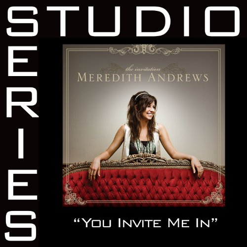 You Invite Me In [Studio Serie...